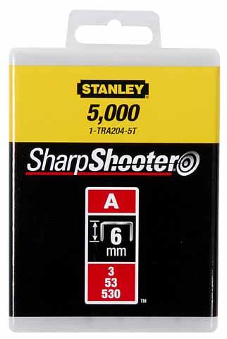 Скобы для степлера Stanley 1-tra205t от 220 Вольт