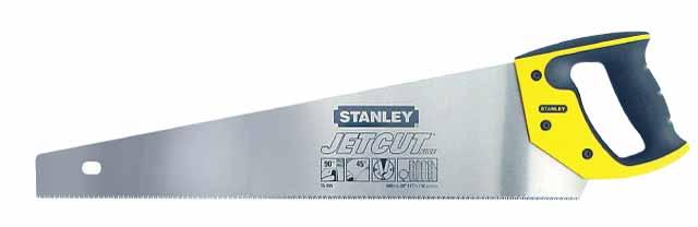 Ножовка по дереву Stanley Jet cut fine 2-15-599 ножовка по дереву stanley jet cut fine 2 15 595