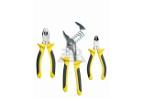 Набор плоскогубцев и кусачек, 3 предмета STANLEY 6-97-043