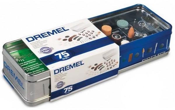 Набор насадок для дрели Dremel 707 набор для домашнего декора dremel f013g290jd