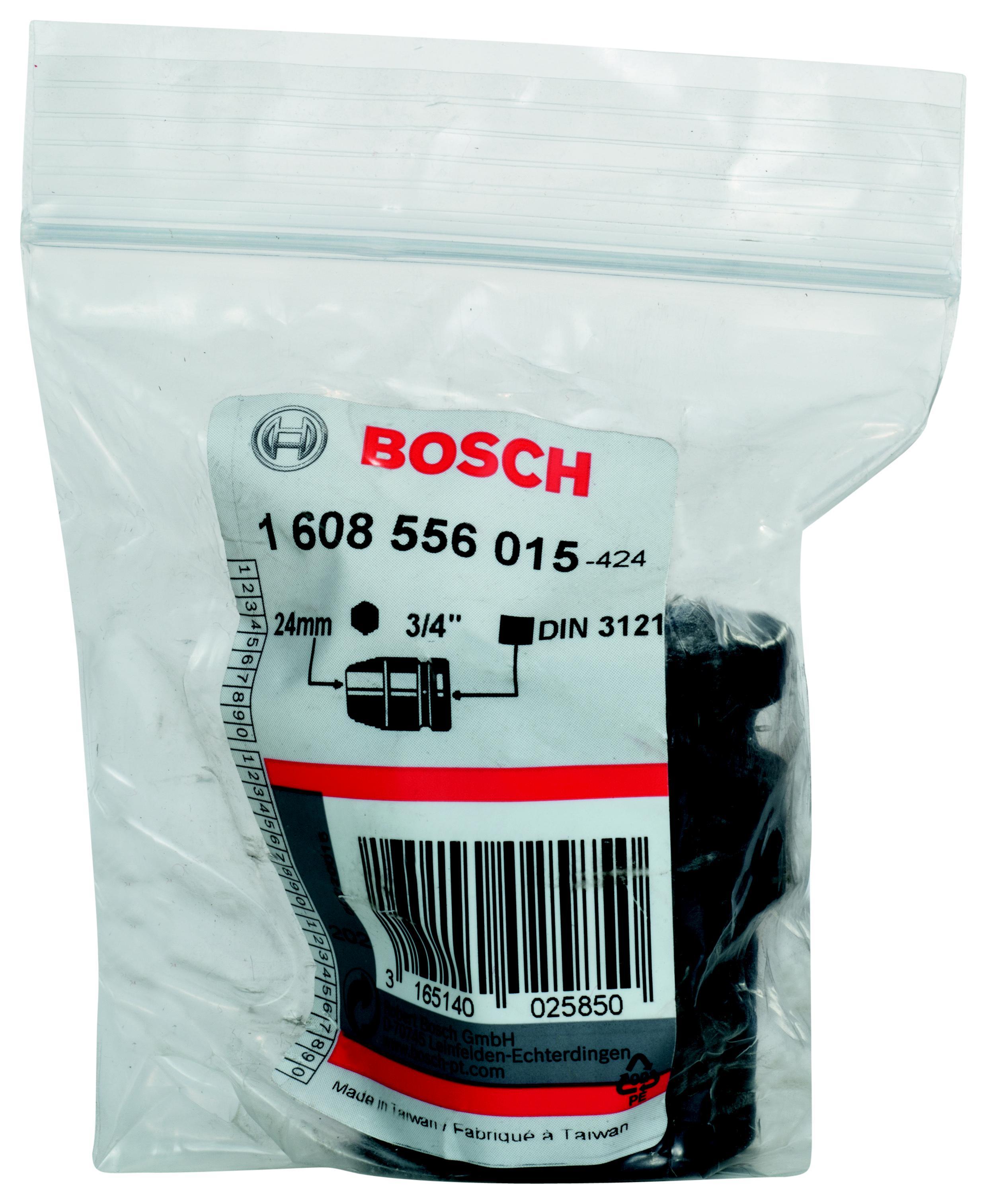Торцевая головка Bosch 24 мм, 3/4'', 1 шт. (1.608.556.015) от 220 Вольт