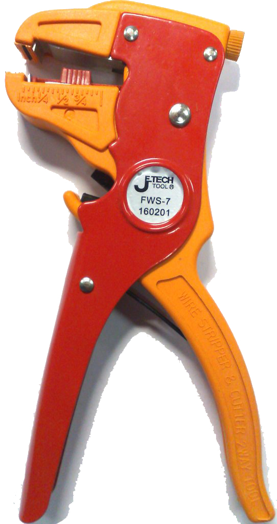 Щипцы для зачистки электропроводов Jetech Fws-7 щипцы для зачистки электропроводов gross 0 05 8 мм2