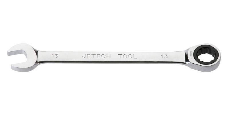 Ключ гаечный с трещоткой Jetech Gr-16  с трещоткой заклепочник усиленный jetech hr101