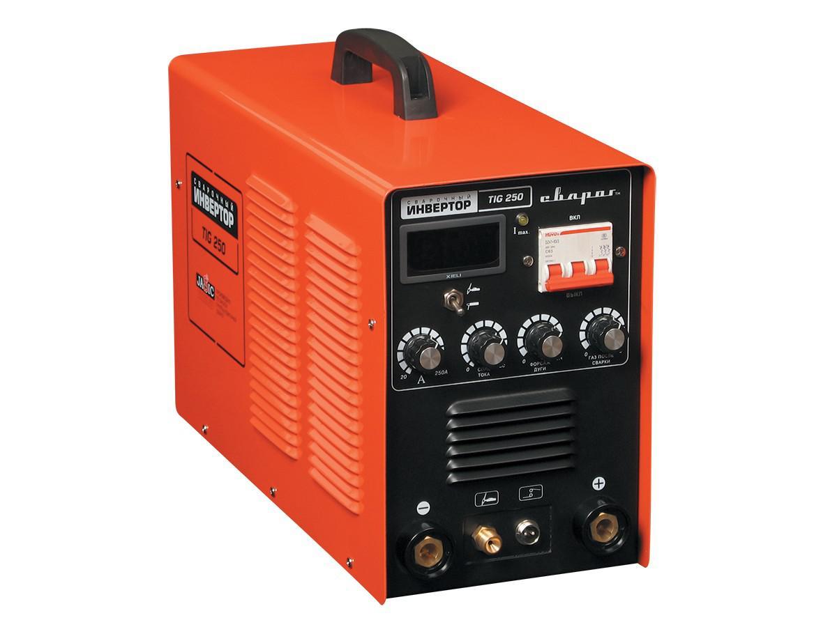 Сварочный инвертор СВАРОГ Tig 250 (r22) сварочный аппарат сварог pro tig 200 p dsp w212