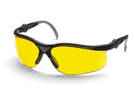 Очки защитные Husqvarna Yellow x 3m ветрозащитные пыленепроницаемые защитные очки защиты от излучения для водителя автомобиля мотора
