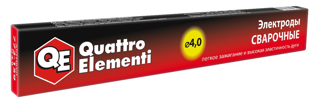 Электроды для сварки Quattro elementi 772-159 сварочный инвертор quattro elementi b 185 772 418