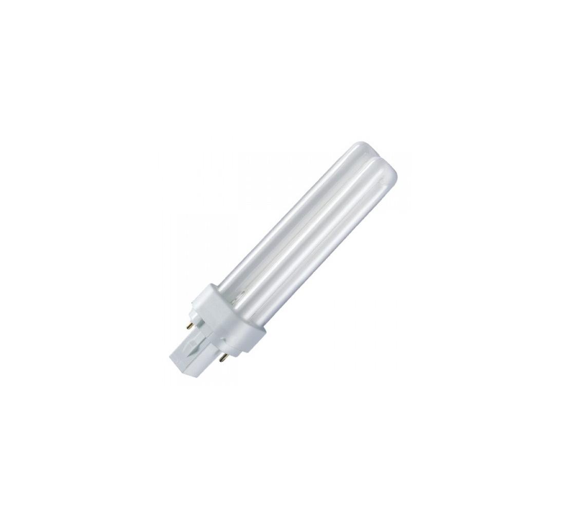 Лампа энергосберегающая OSRAM DULUX D 26W/830 G24d-3