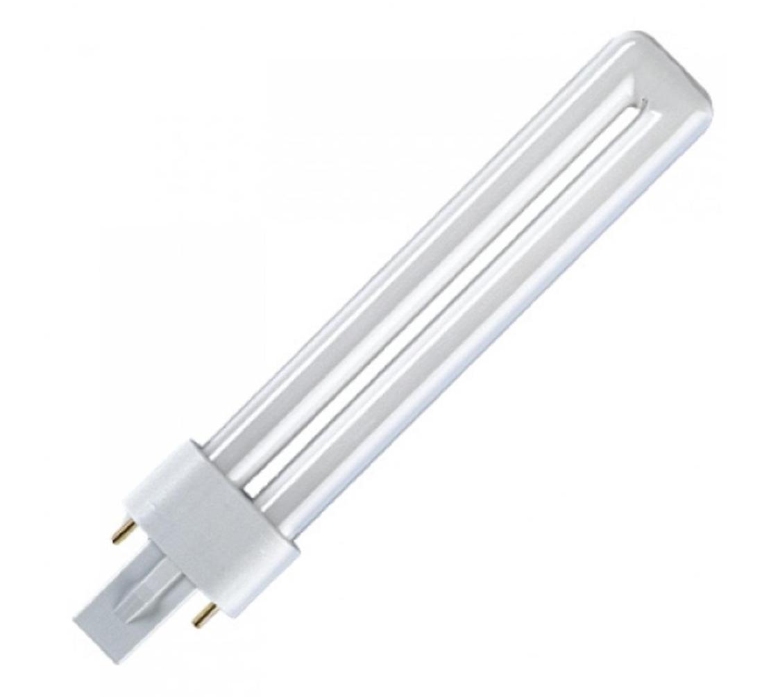 Лампа энергосберегающая OSRAM DULUX S 11W/827 G23