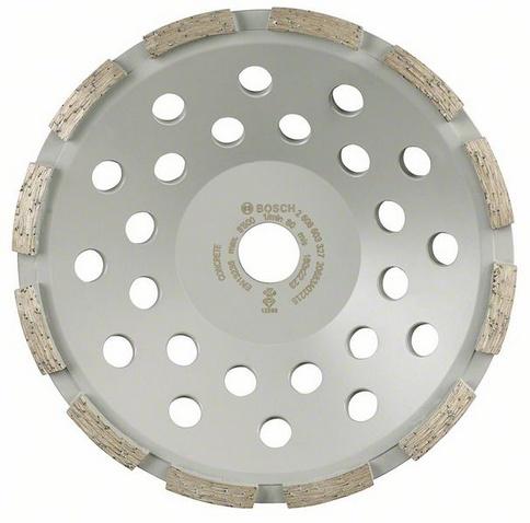 Чашка шлифовальная Bosch Standard for concrete 180x22 (2.608.603.327)