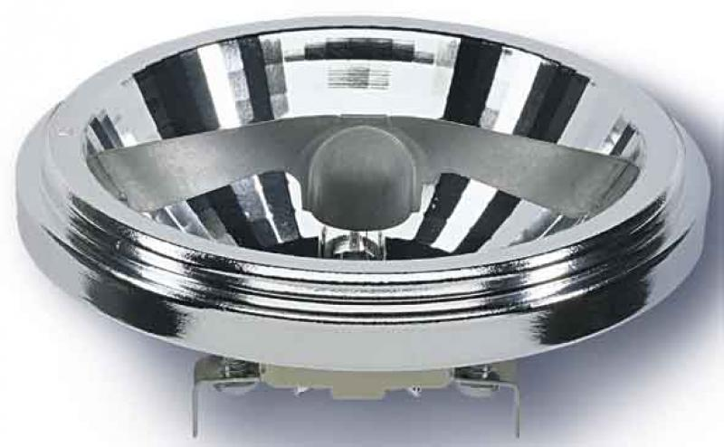 Лампа галогенная OsramЛампы<br>Тип лампы: галогенная,<br>Форма лампы: рефлекторная,<br>Цвет колбы: прозрачная,<br>Тип цоколя: GX53,<br>Напряжение: 12,<br>Мощность: 50,<br>Цвет свечения: теплый<br>