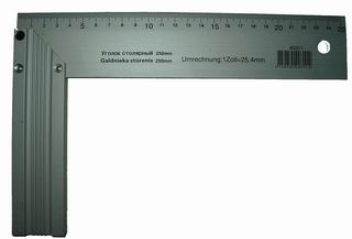 Угольник Skrab 40311 измерительный угольник truper e 16x24 14384