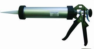 Пистолет для герметика закрытый Skrab 26193 пистолет для герметика sparta 886475