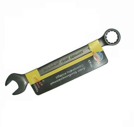 Ключ гаечный комбинированный Skrab 44021 (21 мм) ключ комбинированный kraft 14 мм кт 700508