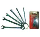Набор комбинированных мини гаечных ключей, 6 шт. SKRAB 44056
