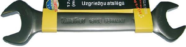 Ключ гаечный рожковый 13х17 Skrab 44335 (13 / 17 мм)