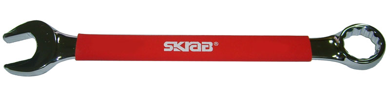 Ключ гаечный комбинированный 55х55 Skrab 44455 (55 мм) ключ комбинированный kraft 14 мм кт 700508