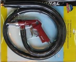 Пистолет пескоструйный Skrab 50271 ps-3 универсальная вибрационная машина энкор мфэ 260 1 12 50271