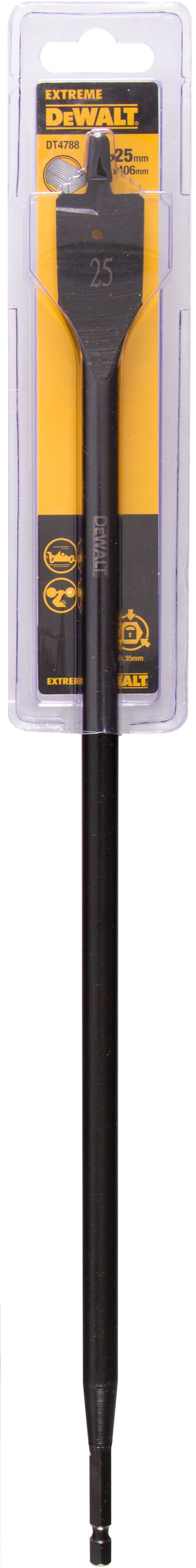 Сверло по дереву Dewalt Dt4788qz диск пильный по дереву 184х16 мм z40 dewalt dt 10303