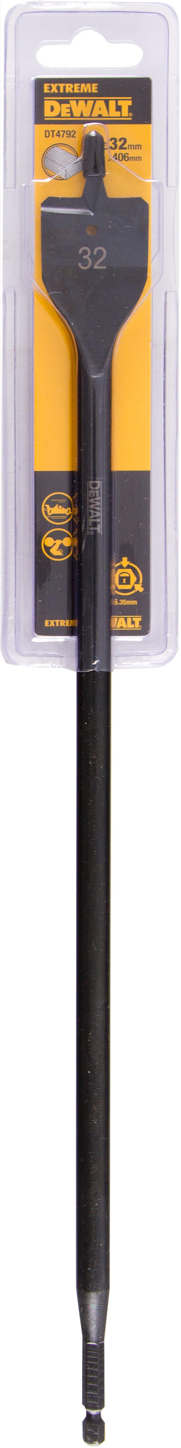 Сверло по дереву Dewalt Dt4792qz диск пильный по дереву 184х16 мм z40 dewalt dt 10303
