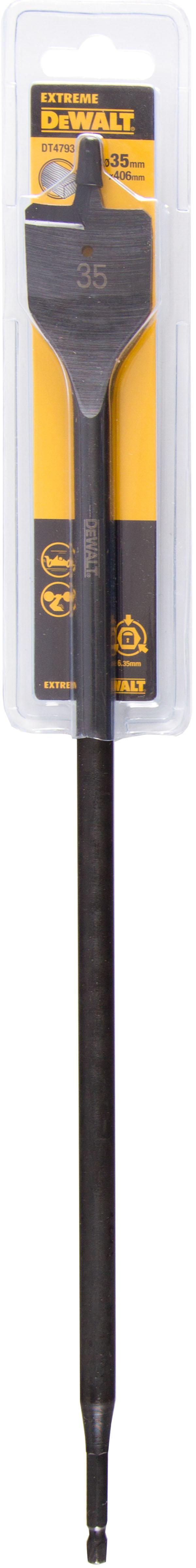 Сверло по дереву Dewalt Dt4793qz диск пильный по дереву 184х16 мм z40 dewalt dt 10303