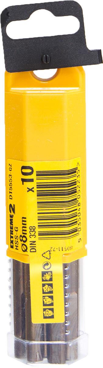 Сверло по металлу Dewalt Dt5553qz