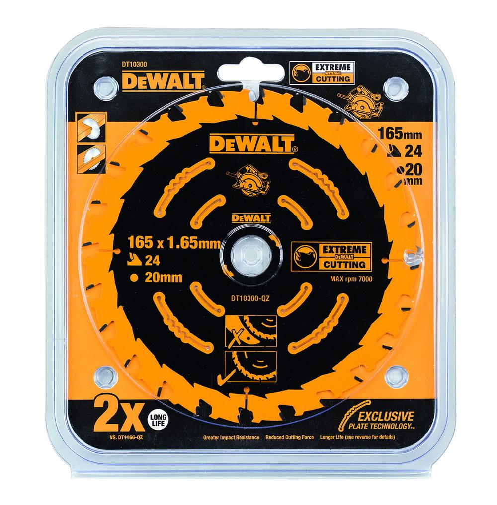 Диск пильный твердосплавный Dewalt Dt10300qz диск пильный по дереву 184х16 мм z40 dewalt dt 10303