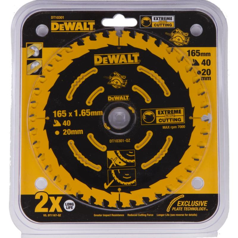 Диск пильный твердосплавный Dewalt Dt10301qz диск пильный по дереву 184х16 мм z40 dewalt dt 10303