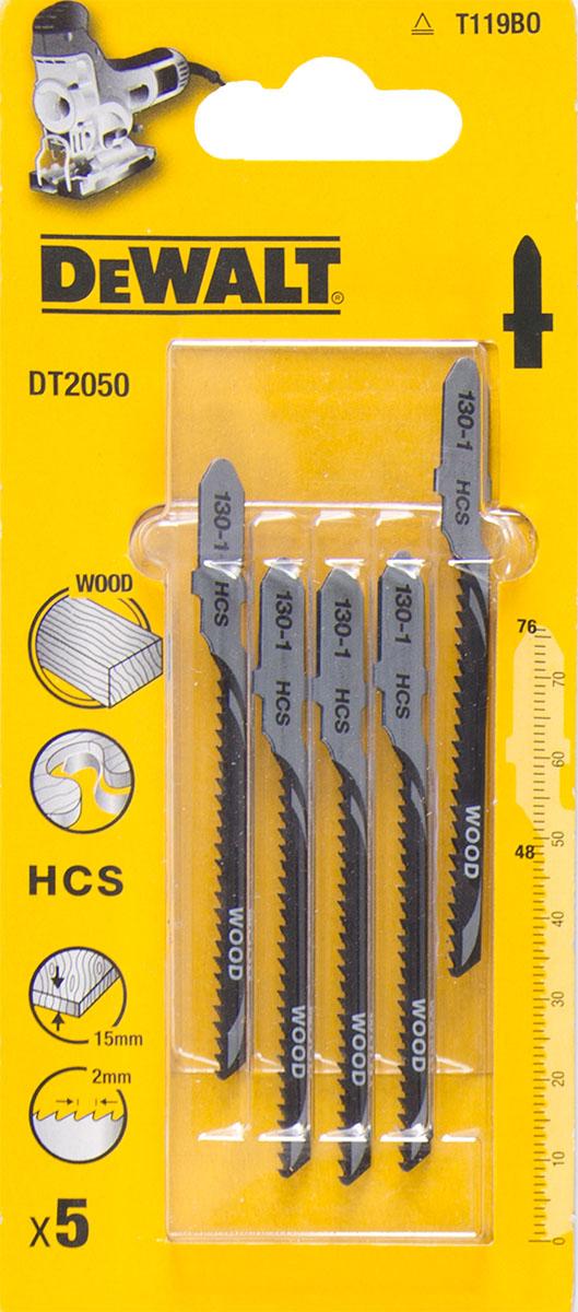 Пилки для лобзика Dewalt Dt2050qz пилки для лобзика по металлу для прямых пропилов bosch t118a 1 3 мм 5 шт
