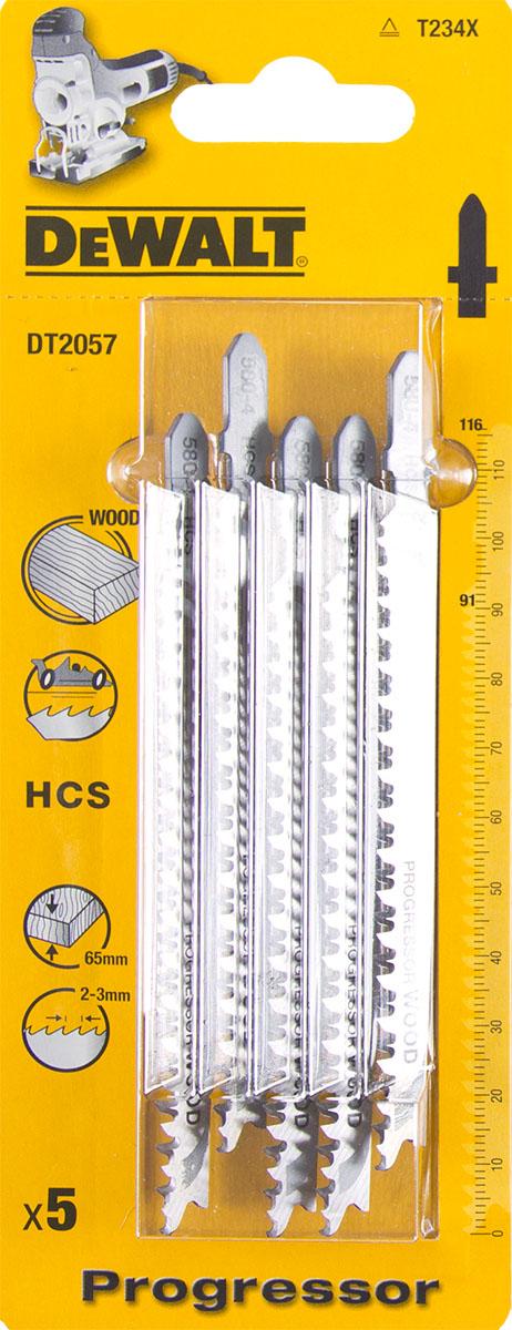 Пилки для лобзика Dewalt Dt2057qz пилки для лобзика по металлу для прямых пропилов bosch t118a 1 3 мм 5 шт