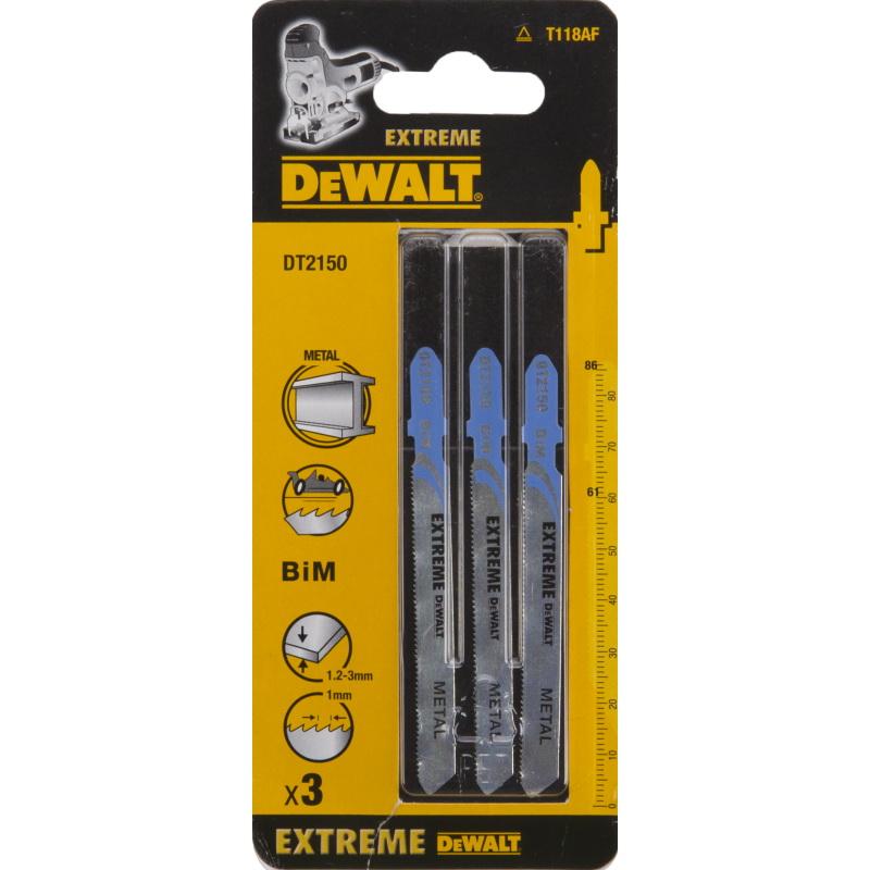 Пилки для лобзика Dewalt Dt2150qz
