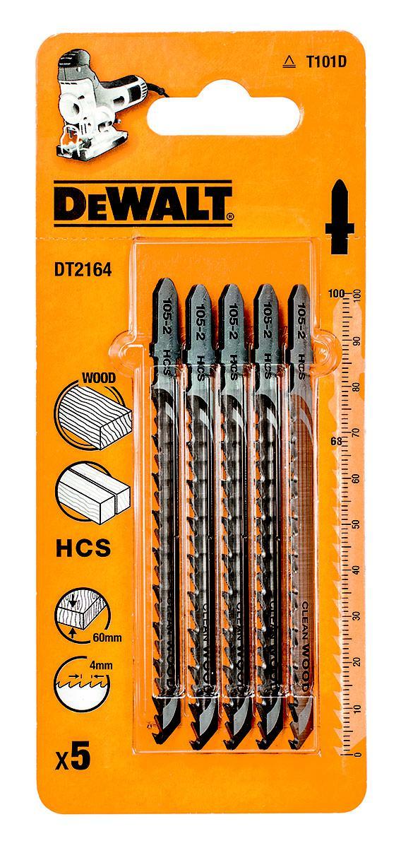 Пилки для лобзика Dewalt Dt2164qz пилки для лобзика по металлу для прямых пропилов bosch t118a 1 3 мм 5 шт