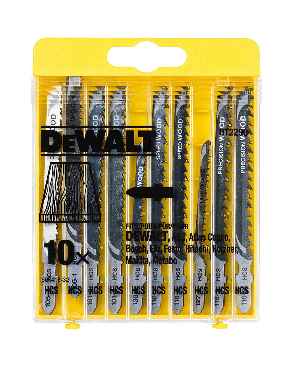 Набор пилок Dewalt Dt2290qz