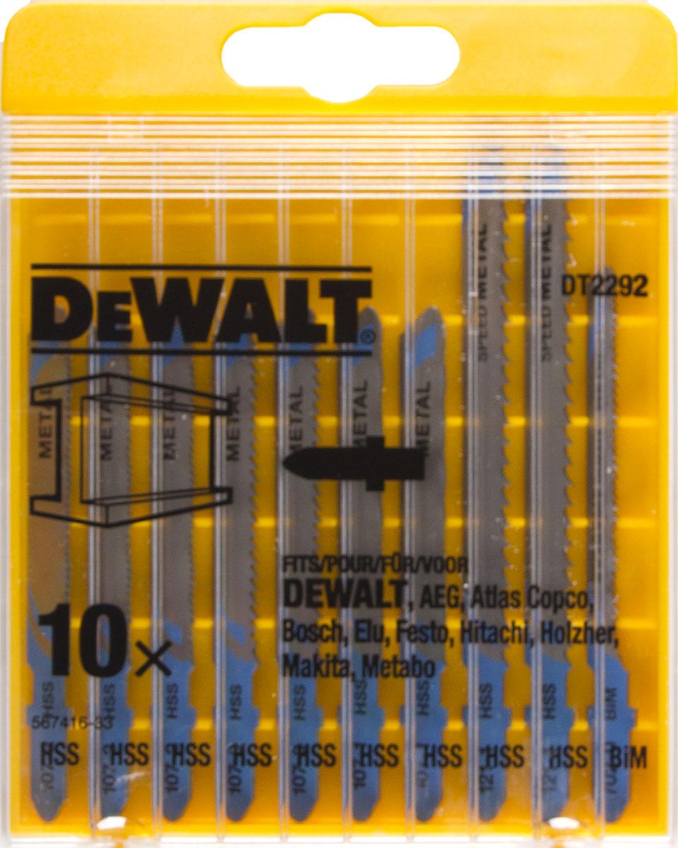 Набор пилок Dewalt Dt2292qz