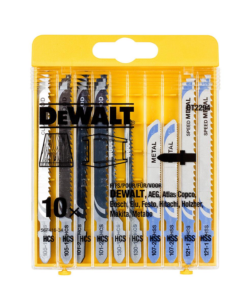 где купить Набор пилок Dewalt Dt2294qz по лучшей цене