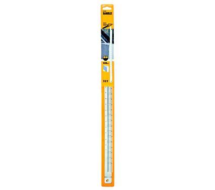 Полотно для сабельной пилы DEWALT 430мм, НМ, 2шт/уп (DT2975-QZ)
