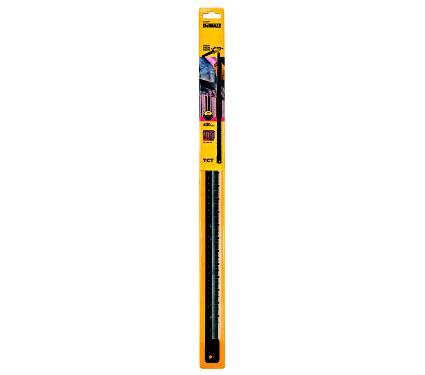 Полотно для сабельной пилы DEWALT 430мм, НМ, 1шт/уп (DT2976-QZ)