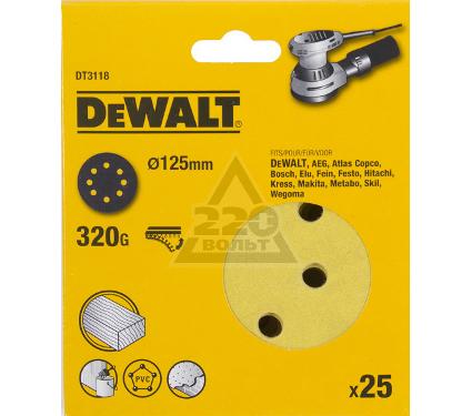 Цеплялка (для ЭШМ) DEWALT DT3118QZ