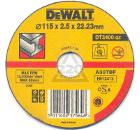 Круг отрезной DEWALT DT3400QZ