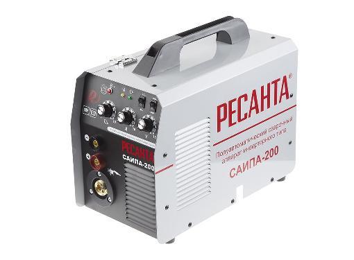 Сварочный полуавтомат РЕСАНТА САИПА-200