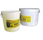 Графитосодержащая продукция ЛУГА-АБРАЗИВ Цемент SiC (ведро 5кг)