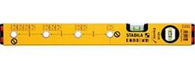 Уровень пузырьковый Stabila 16135 тип 70 electric  430мм, 2 глазка  уровень 200 см 2 глазка тип 70 stabila профи