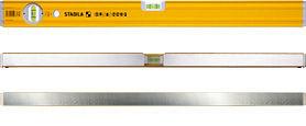 Уровень пузырьковый Stabila 16048 тип 80a  400мм, 2 глазка магнитный уровень stabila 200 см 2 глазка тип 80 ам усиленный