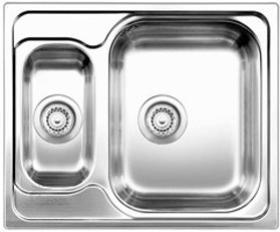 Мойка кухонная из нержавеющей стали Blanco Tipo 6 511949 смеситель для мойки blanco actis coffee