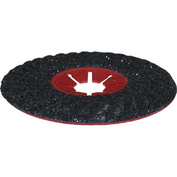 Круг шлифовальный ПРАКТИКА 038-692 125мм Р40 диск шлифовальный с липучкой р40 d 125 мм 5 шт перфорированный bosch профи