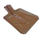 Снеговая лопата без черенка SANTOOL 090115-320-350