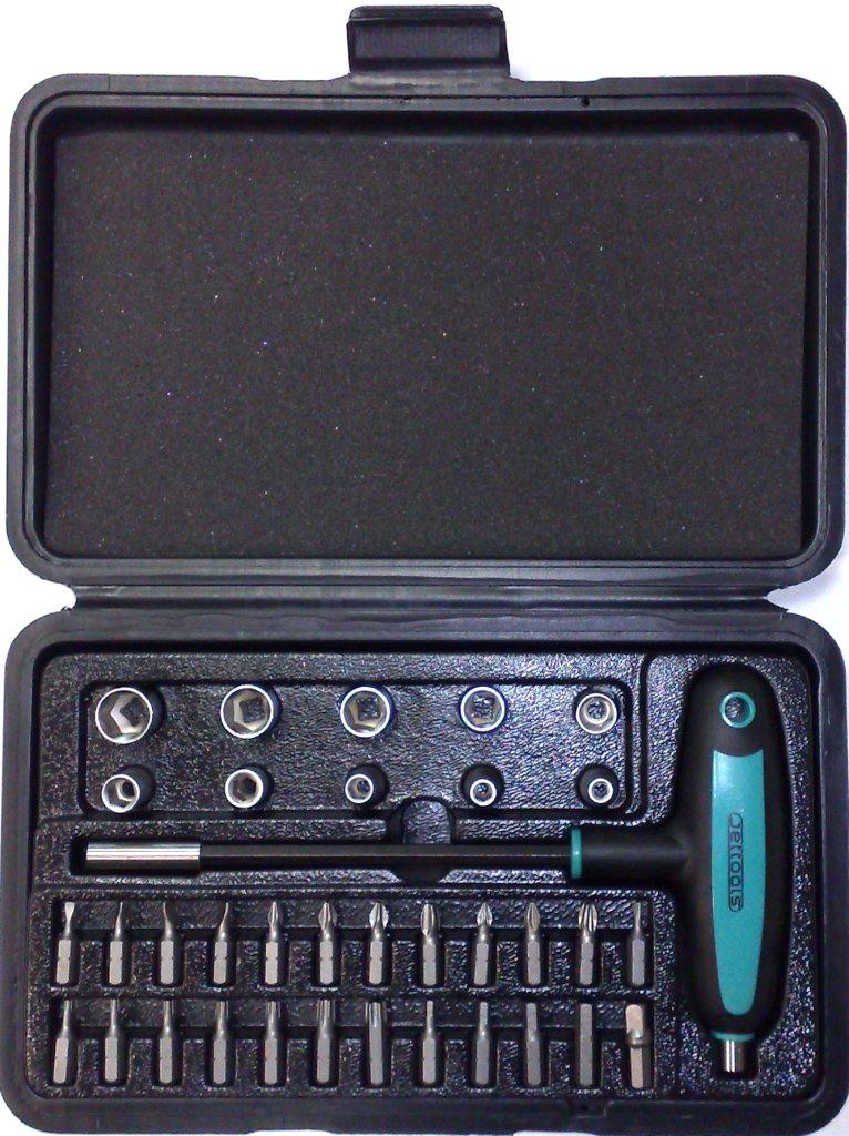 все цены на Набор инструментов в чемодане, 35 предметов Jettools W-3635 онлайн