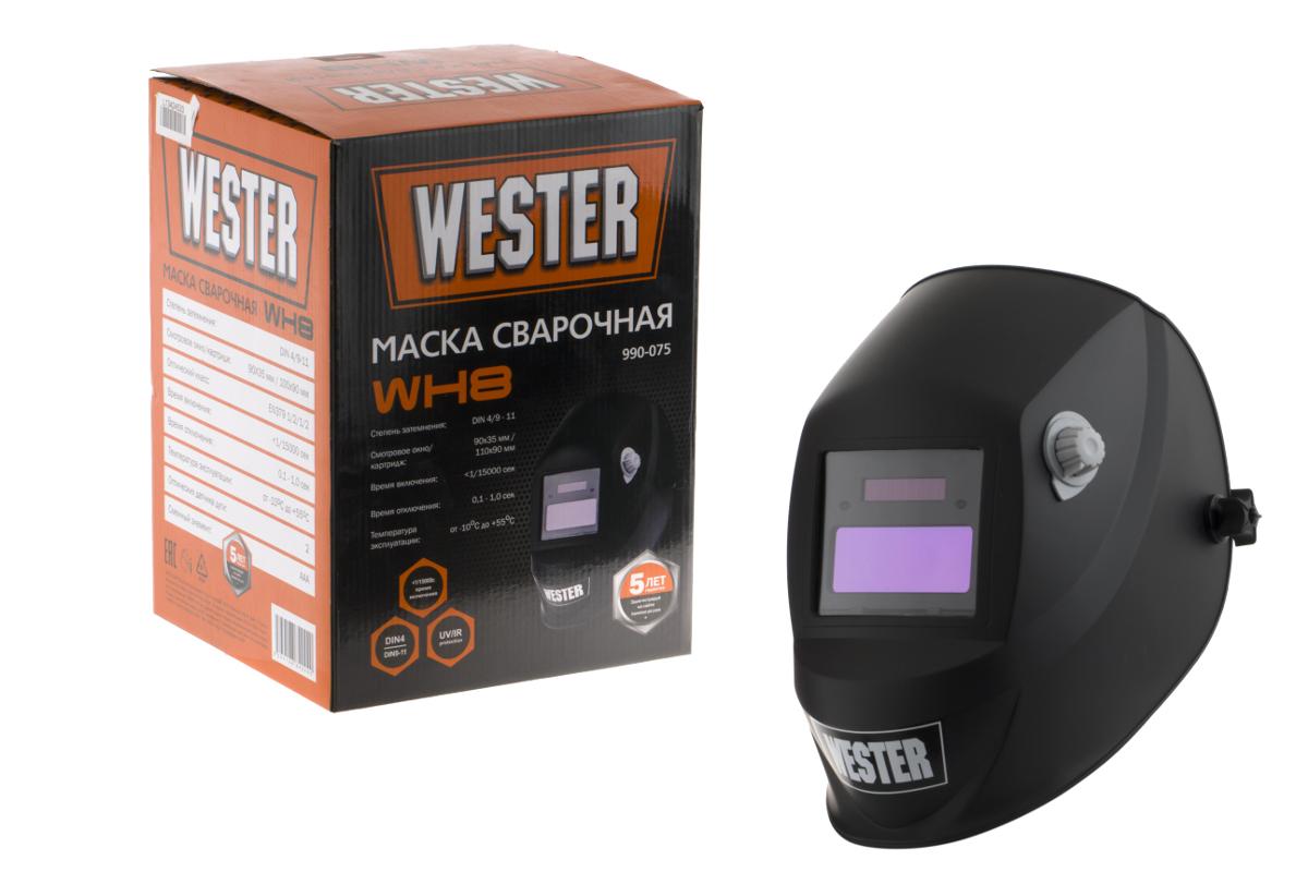 маска сварщика хамелеон wester wh8