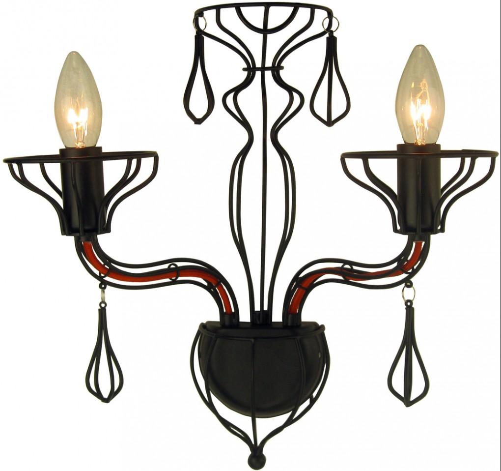 Бра Arte lamp A3225ap-2bk бра a7210ap 2bk arte lamp