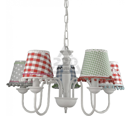 Люстра ARTE LAMP A5165LM-5WH