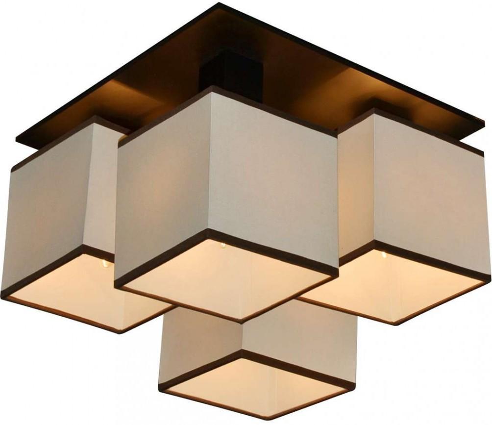 Люстра Arte lamp A4402pl-4bk накладной светильник arte lamp quadro a4402pl 4bk